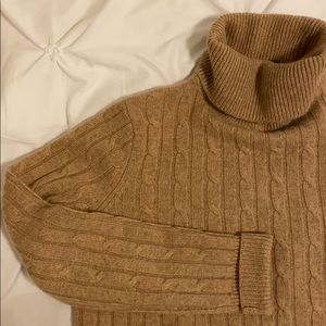 Cashmere Coral Lane Turtleneck - Vineyard Vines